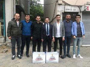 Bursa AK Gençlik'ten 'İftara 5 Kala' etkinliği