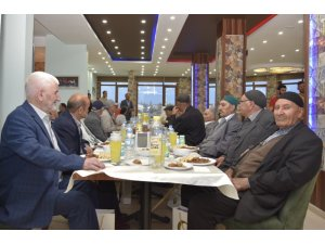 Vali Elban, Çocuklar ve Huzurevi Sakinleri İle İftarda Buluştu