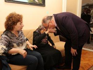 19 Mayıs 1919 doğumlu emekli öğretmen, Atatürk anısını anlattı