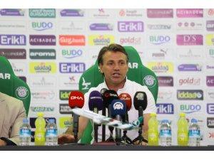 "Tuna: ""İnanıyorum ki Ankaragücü maçını kazanacağız"""