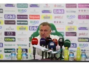 """Bakkal: """"Malatya maçını yenip beklemekten başka çaremiz yok"""""""