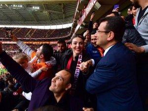 Ekrem İmamoğlu: Galatasaray Spor Kulübümüzü kutlarım