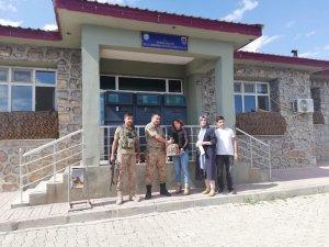 Şırnak'ta kaçak avlanıldığı tespit edilen kınalı keklik ele geçirildi