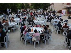 'Uyum Mahalle Buluşmaları'nın 4'üncüsü Eskişehir'de yapıldı