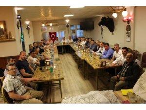 Trakya'daki Avcılar Dernekleri Çorlu'da buluştu