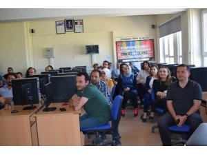Sungurlu'da maker eğitmen eğitimi start aldı
