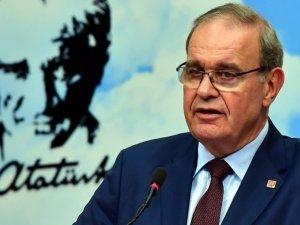 CHP Sözcüsü Faik Öztrak: Bu karar demokrasinin yüz karasıdır, faili de Saray'dır