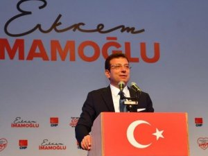 'İmamoğlu'nun kampanya toplantısını 75 yabancı gazeteci izledi'