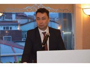 """Ferrero Fındık Türkiye Genel Müdürü Akın: """"Trabzon fındık üretiminde yüzde 9, ticaretinde ise yüzde 40 pay sahibi"""""""