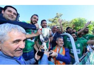 Yeşilyurt Belediyespor'da Dursun Sucu'ya devam et baskısı