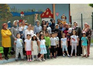Siirt'te 'okul dışarıda günü' etkinliği