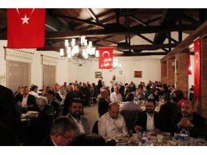 Anadolu Yayıncılar Derneği iftar yemeğinde buluştu