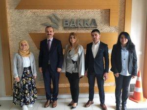 Üç Proje için BAKKA ile sözleşmeler imzalandı