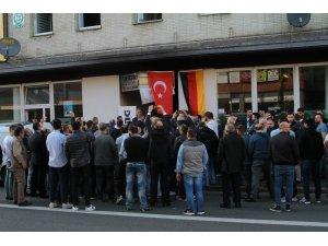 Almanya'da camiye düzenlenen saldırıda 1 kişi gözaltına alındı