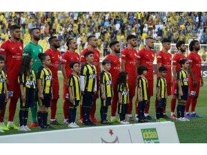 Spor Toto Süper Lig: Fenerbahçe: 1 - Antalyaspor: 0 (Maç devam ediyor)