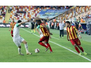 Spor Toto Süper Lig: E. Y. Malatyaspor: 0 - Bursaspor: 2 (Maç devam ediyor)
