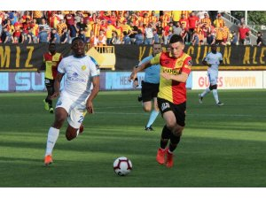 Spor Toto Süper Lig: Göztepe: 1 - MKE Ankaragücü: 0 (Maç devam ediyor)