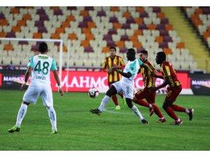 Spor Toto Süper Lig: E. Yeni Malatyaspor: 0 - Bursaspor: 2 (İlk yarı)