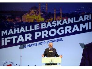 """Cumhurbaşkanı Erdoğan: """"2015 Haziran seçimleriyle 31 Mart İstanbul Büyükşehir seçimleri büyük dersler mahiyetindedir"""""""