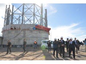 Avrupa'nın en büyük çaplı teleskobu Erzurum'da inşa ediliyor