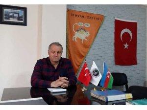 """Asimder Başkanı Gülbey: """"Kars'ı Batı Ermenistan yapamayacaksınız"""""""