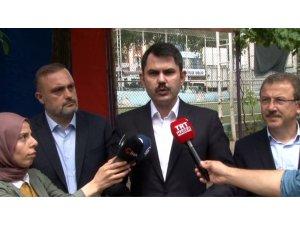 """Çevre ve Şehircilik Bakanı Murat Kurum: """"İmar barışı sürecinde artık son 4 güne girdik"""""""