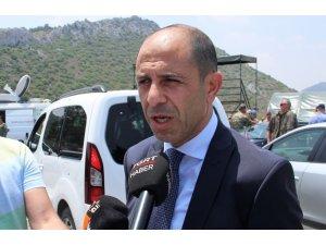 """KKTC Bakanı Özersay: """"Güney Kıbrıs Rum kesimini aklıselim davranmaya davet ediyoruz"""""""