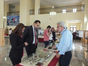 Çanakkale Savaşları Gezici Müze Sergisi Pazaryeri'nde