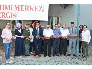 Mustafakemalpaşa HEM yılsonu sergisi açıldı
