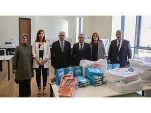 Belediyenin 'Kadın ve Aile Hizmetleri Müdürlüğü' faaliyetlerine başladı