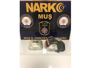 Uyuşturucu ticareti yapan 20 kişi gözaltına alındı