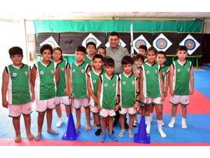 Kepez yaz spor okulları kayıtları başladı