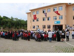 Şehit Ülgen anısına kütüphane açıldı