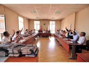 Tosya'da Haziran ayı meclis toplantısı yapıldı
