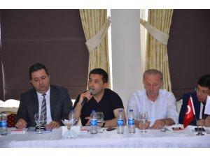 Aydın İl Turizm Koordinasyon Toplantısı Vali Köşger başkanlığında yapıldı