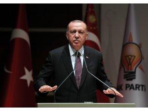 """Cumhurbaşkanı Recep Tayyip Erdoğan: """"S-400 savunma sistemini alacaktır demiyorum almıştır"""""""