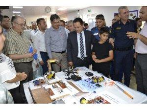 Sultanhisar Halk Eğitim Merkezi çalışmalarıyla göz kamaştırdı