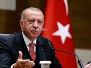 Erdoğan'dan yeni parti yorumu