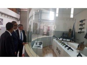 Türkiye ile Ürdün arasındaki savunma sanayii işbirliği geliştirilecek