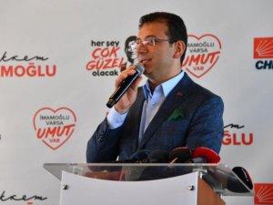 İmamoğlu: İstanbul kültür ve turizmin merkezi olacak