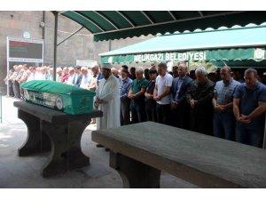 Kayserispor Kaleci Antrenörü Özdoğan'ın acı günü