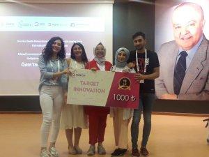 Bartın Üniversitesi öğrencilerinin projesi ödül aldı