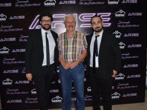 ARISE filmi İstanbul galasıyla sinemaseverlerle buluştu
