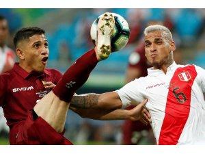 Venezuela ile Peru golsüz berabere kaldı