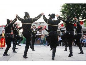 Kiraz Festivali coşkuyla başladı