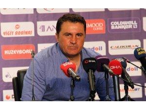 Mustafa Kaplan MKE Ankaragücü'nden ayrıldığını açıkladı