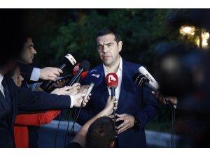 Yunanistan Başbakanı Çipras, Doğu Akdeniz için toplantı gerçekleştirdi