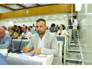 Başkan Yardımcısı Daşkan Turgutlu'yu temsil etti