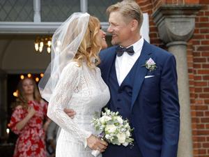 Ünlü kaleci ikinci kez evlendi