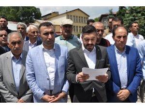 Kars AK Parti'den Mursi açıklaması
